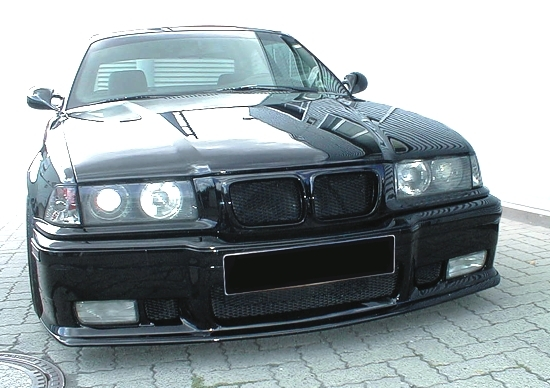pare choc parechoc m3 bmw serie 3 e36 en abs grille abs. Black Bedroom Furniture Sets. Home Design Ideas