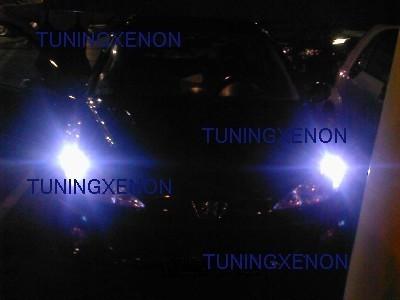 Feux de plaque  BLANC pour Peugeot 206 5 ampoules à LED Plafonnier Veilleuses