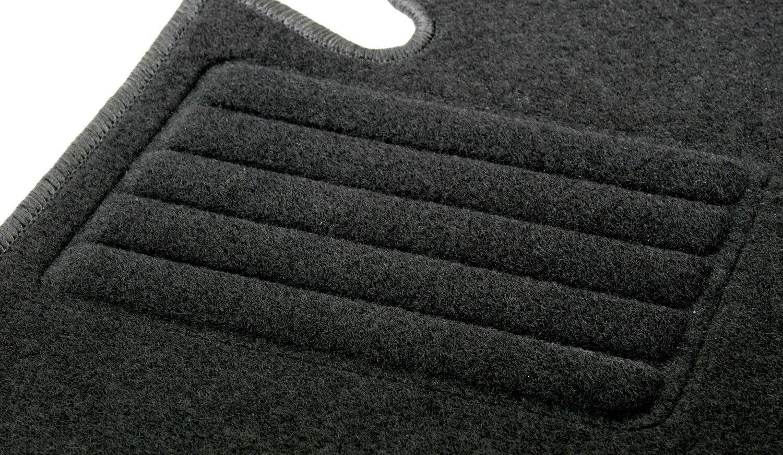 4 tapis de sol en velours pour vw golf 3 sur mesure adtuning france. Black Bedroom Furniture Sets. Home Design Ideas