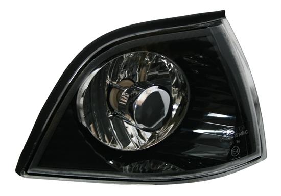 2 clignotant avant noir cristal bmw e36 serie 3 coupe et cabriolet adtuning france. Black Bedroom Furniture Sets. Home Design Ideas