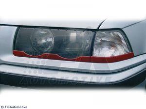 Paupieres de phares Inferieur pour E36