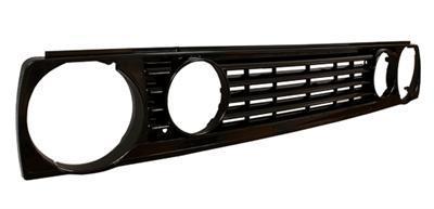 calandre sans sigle pour vw golf 2 avec double optique et gti adtuning france. Black Bedroom Furniture Sets. Home Design Ideas