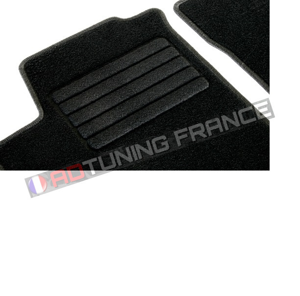 4 tapis de sol sur mesure pour bmw serie 3 e30 berline et break adtuning france. Black Bedroom Furniture Sets. Home Design Ideas