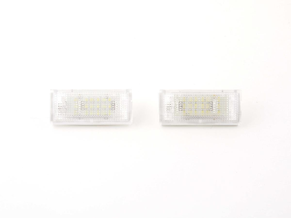 2 eclairage plaque d 39 immatriculation a 36 led smd bmw. Black Bedroom Furniture Sets. Home Design Ideas