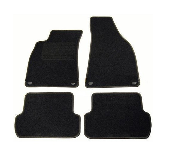4 tapis de sol sur mesure pour audi a4 8e b6 b7 de 2001 a 2007 adtuning france. Black Bedroom Furniture Sets. Home Design Ideas