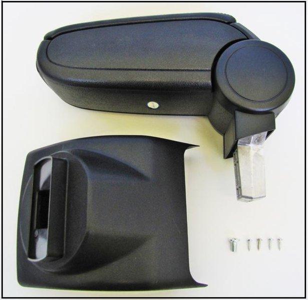 accoudoir special vw golf 5 sur mesure tablier tissus fixation solide ne bouge pas. Black Bedroom Furniture Sets. Home Design Ideas