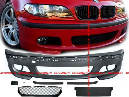 PARECHOC PARE CHOC PACK M M2 BMW SERIE 3 E46 BERLINE BREAK TOURING 98 à 2005 PHASE 1 + 2