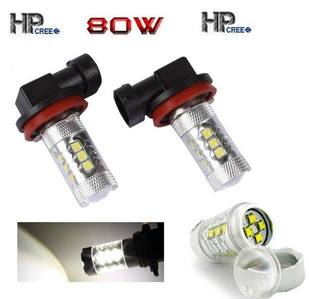 ampoule led h11 55w