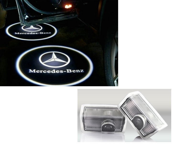 2 pico projecteur led mercedes classe a w176 classe e w212 ebay. Black Bedroom Furniture Sets. Home Design Ideas