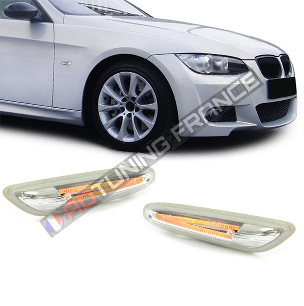 SMD DEL Éclairage Intérieur BMW e60 e61 e90 e91 e92 e87 e81 e82 e70 e71 Orange