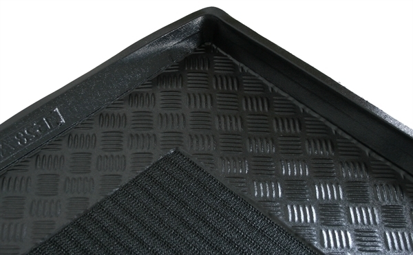 tapis bac de coffre sur mesure peugeot 308 3 5 portes. Black Bedroom Furniture Sets. Home Design Ideas