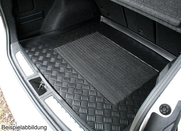 tapis bac de coffre sur mesure peugeot 508 berline apres 2011