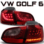 2 FEUX ARRIERE A LED VW GOLF 6