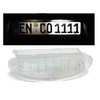 MODULE LED PLAQUE 3 LED LUXEON RENAULT TWINGO 1 1993-2007 + CLIO 2 1998-2005