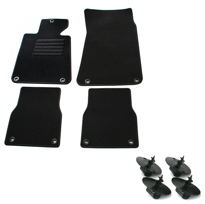 4 tapis de sol sur mesure pour bmw serie 3 e30 berline coupe touring adtuning france. Black Bedroom Furniture Sets. Home Design Ideas